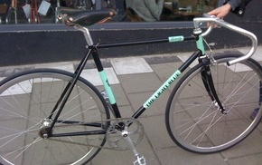 Trinity The Light Blue - Fixie