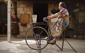 Maya Pedal Asociación, San Andrés Itzapa, Guatemala