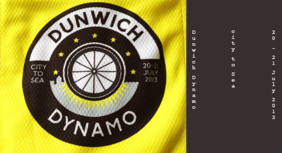 Dunwich Dynamo XXII 12 - 13 July 2014